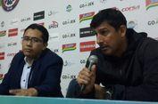 Liga 1, Kata Alfredo Vera Setelah Gagal Selamatkan Sriwijaya FC