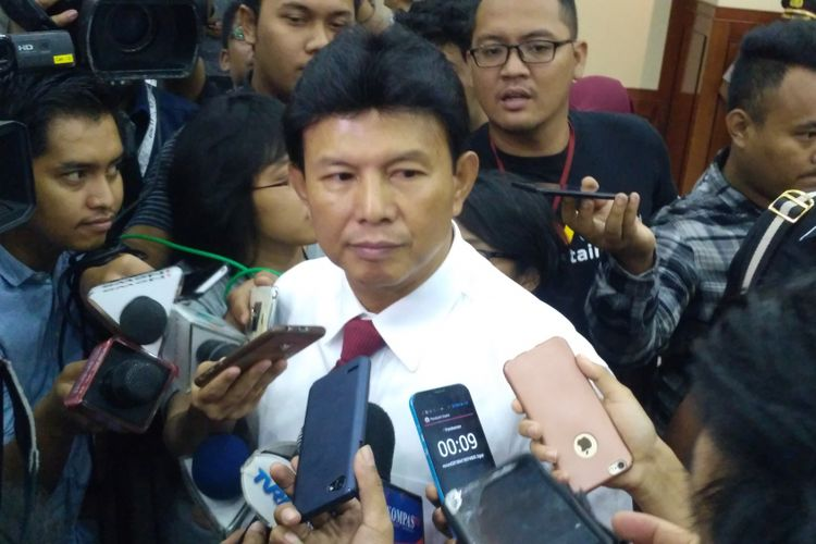 Kepala Bareskrim Polri Komjen Pol Ari Dono Sukmanto