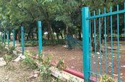 Dipanjat Suporter, 4 Pohon di Kawasan GBK Senayan Roboh