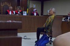 Dirjen Hubla Didakwa Terima Gratifikasi Jam dan Pena Senilai Rp68 Juta