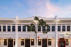 Tauzia Buka Hotel Butik di Melaka