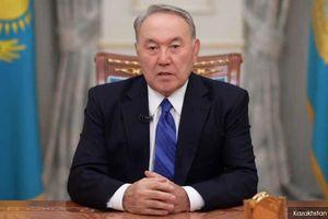 Presiden Kazakhstan Mundur Setelah Hampir 30 Tahun Berkuasa