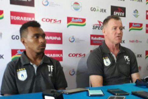 Persiapan Persipura Tetap Maksimal meski Arema FC Sedang Terpuruk