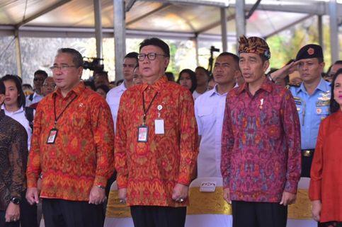 Presiden Jokowi Ingatkan Dana Desa Harus Tepat Sasaran