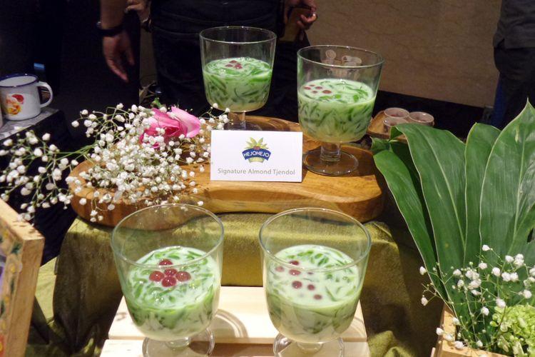 Hejohejo tjendol menjadi salah satu outlet yang dihadirkan pada Good Food Festival 2018 di Plaza Indonesia selama 3-5 Desember 2018.