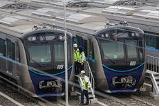 Pemerintah Anggarkan Pembangunan MRT Fase II di APBN 2020