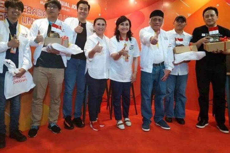 Hal ini diikuti seluruh gamer di Indonesia lantaran menyajikan banyak hiburan dan hadiah menarik yang disediakan, utamanya bagi para pemenang. Games yang dipertandingkan pada eSport ini adalah Mobile Legends.