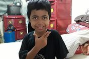 Bocah Ini 7 Bulan Naik KRL Seorang Diri dari Parung ke Jakarta untuk Bersekolah