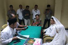 Pria yang Ancam Penggal Jokowi Tetap Bahagia meski Menikah di Penjara
