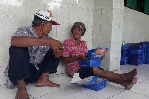 Lansia Korban Kebakaran di Cipinang Berharap Dapat Rusun di Lantai Bawah