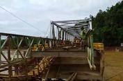 Pasca-banjir, Pemerintah Perbaiki Jembatan Sulawesi Tenggara
