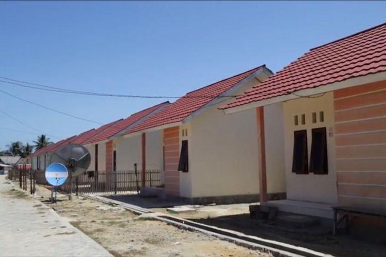 Sepanjang 2015-2018, pemerintah membangun 895 unit rumah khusus (Rusus) di Provinsi Gorontalo