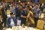Prabowo-Sandiaga Hadiri Rapat Konsolidasi Juru Kampanye Nasional