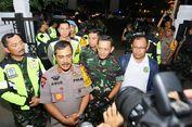 500 Personel TNI/Polri Gelar Patroli Kesiapan Pemilu di Medan