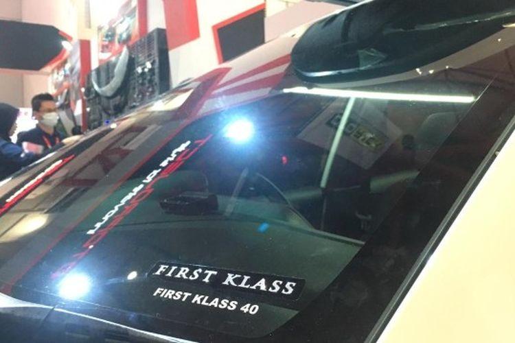 Kaca film First Klass UV 400
