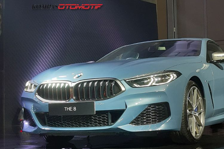 All New BMW Seri 8 Coupe