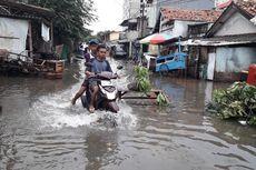 Titik Banjir di Jakarta Bertambah Jadi di 100 RW dan 36 Kelurahan