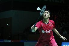 Kalah dari Lin Dan, Jonatan Gagal Juarai New Zealand Open 2018