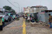 Melihat Lokasi Pembangunan Sentra Kuliner Malam Jatinegara