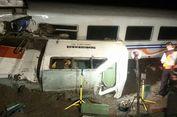 Kron   ologi Kereta Sancaka Tabrak Truk Trailer di Ngawi