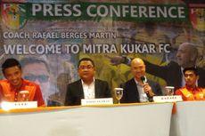 Eks Rekan Setim Pep Guardiola Resmi Direkrut Mitra Kukar