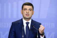 Presiden Terpilih Dilantik, Perdana Menteri Ukraina Malah Mundur