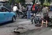 Begini Cerita Kecelakaan Harley-Davidson vs Mazda CX-5 yang Viral