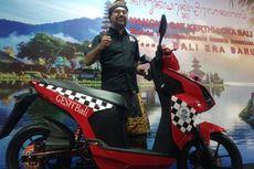 Sepeda Motor Listrik Gesit Akan Segera Dipasarkan di Bali