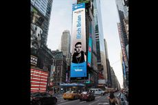 Spotify Bikin Wajah Rich Brian Kembali Terpampang di Times Square New York