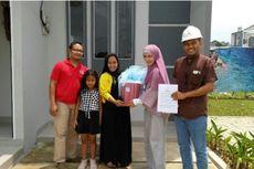 Triyasa Serah Terima Samira Residence Tahap Pertama