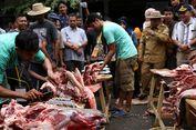 Festival Meugang, Tradisi Membelah Kepala Sapi di Banda Aceh