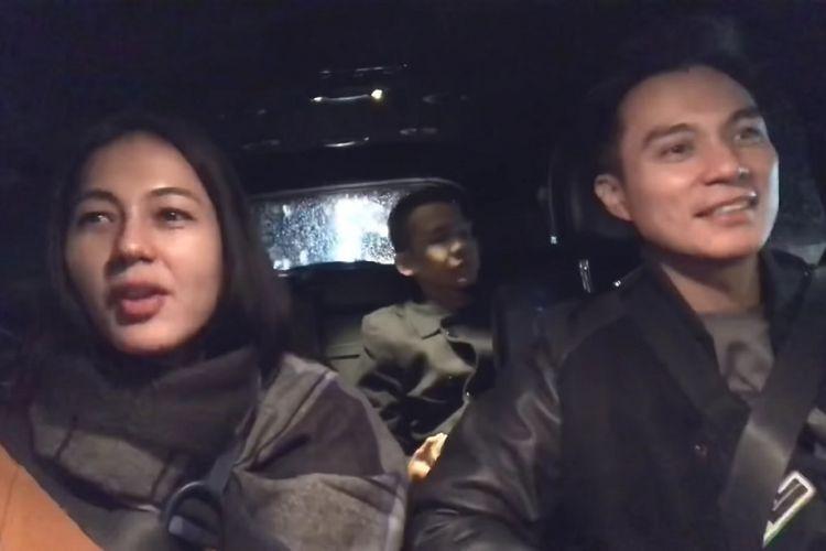 Cuplikan video bulan madu Baim Wong dan Paula Verhoeven di Amerika Serikat.