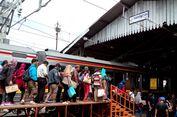Awal 2019, Frekuensi Perjalanan KRL Maja-Rangkasbitung Bertambah