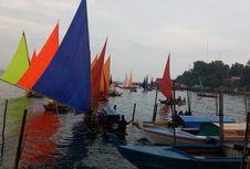 Ratusan Wisman Ikut Lomba dan Nonton Pesta Rakyat di Batam