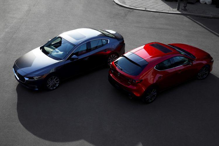 Mazda3 Generasi Terbaru