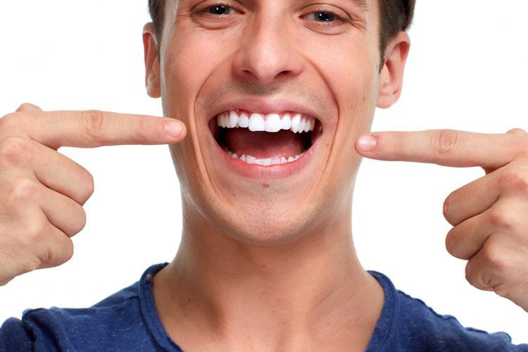 Pengin Gigi Putih Dengan Cara Alami Ini Rahasianya Kompas Com