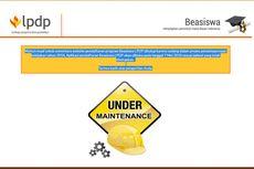 Jelang Pendaftaran Beasiswa LPDP, Situs Tidak Dapat Diakses