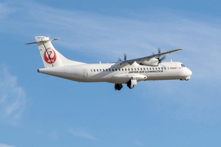 ATR 72-600 Japan Air Commuter MSN 1524.