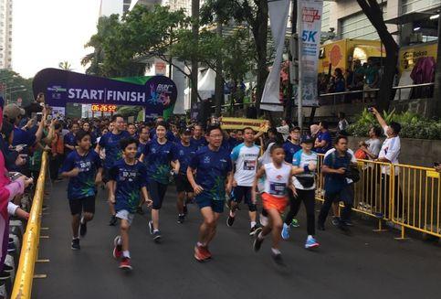 Berlari untuk Tingkatkan Kesadaran tentang Kanker