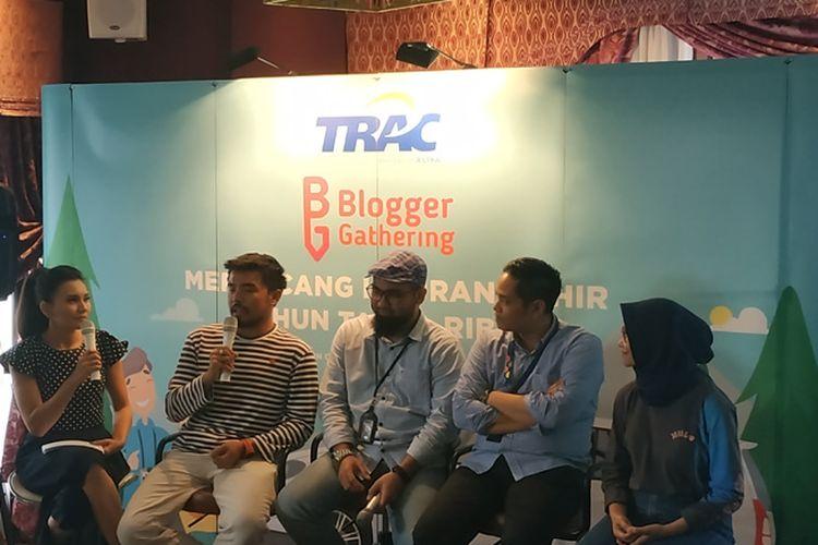 Trac Blogger Gathering