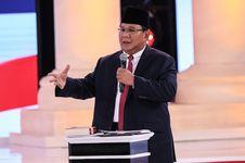 WALHI: Prabowo Cuma Debat Bermodal Jargon