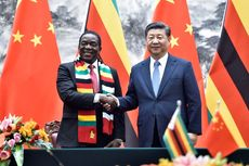 Bertemu Presiden Zimbabwe, Xi Sebut Mnangagwa