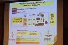 PPh Naik, Impor Barang Konsumsi Hanya Turun 9,64 Persen