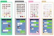 Line Luncurkan 200 'Emoji' Baru