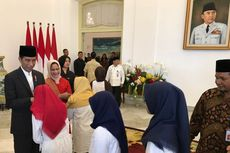 Saat Bersalaman dengan Presiden Jokowi, Apa Saja yang Diucapkan Warga?