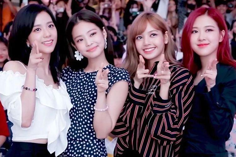 Girlband bentukan YG Entertainment, BLACKPINK.