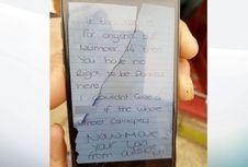 Pasang Tulisan Ini di Ambulans, Perempuan di Inggris Ditangkap