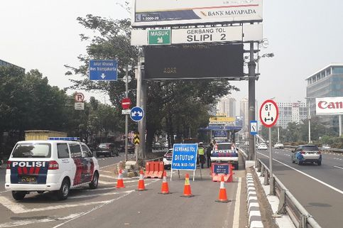 Tujuh Pintu Tol Batal Ditutup saat Asian Games 2018