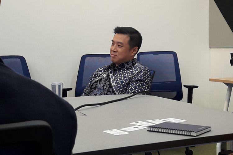 CEO Supporting Property Agung Sedayu Group Richard H Kusuma.