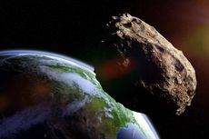 Mimpi Ilmuwan Bikin Stasiun Ruang Angkasa di Dalam Asteroid Raksasa